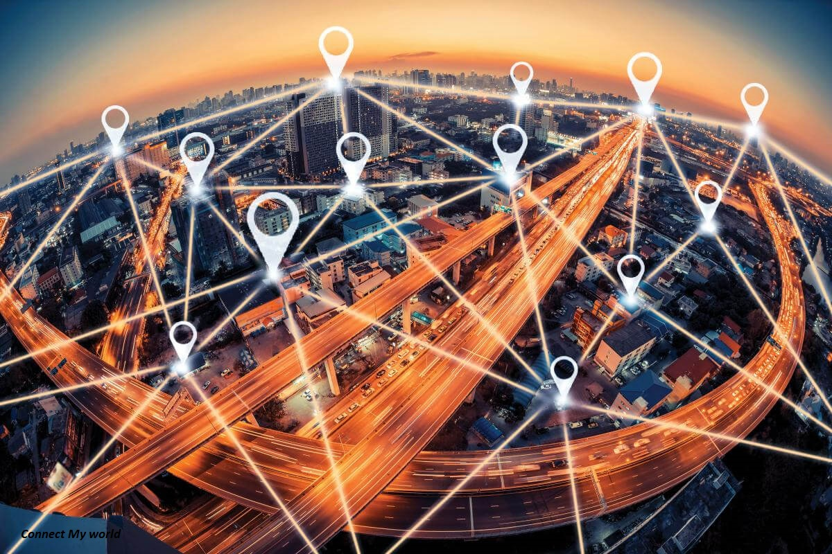 Real Time Location Tracking Real Time Gps Tracker Connect My World