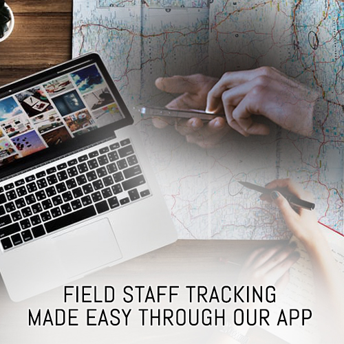 Live Field Staff Tracking
