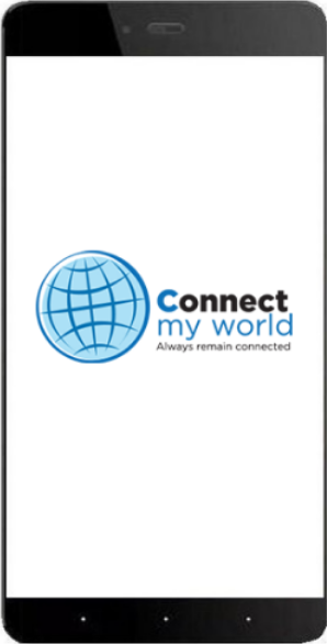 Connect my world - app