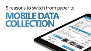 mobile data collection app