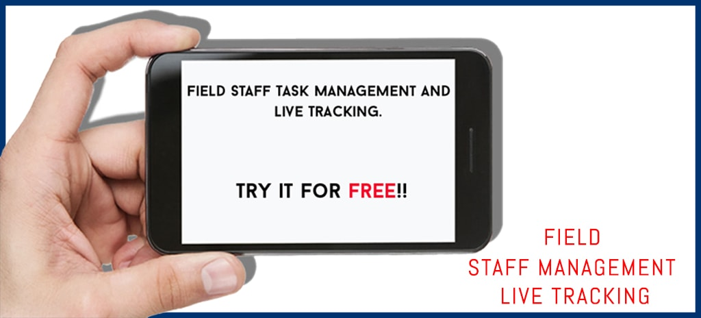 Field staff task management